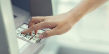 Using PIN at ATM for a Prepaid card