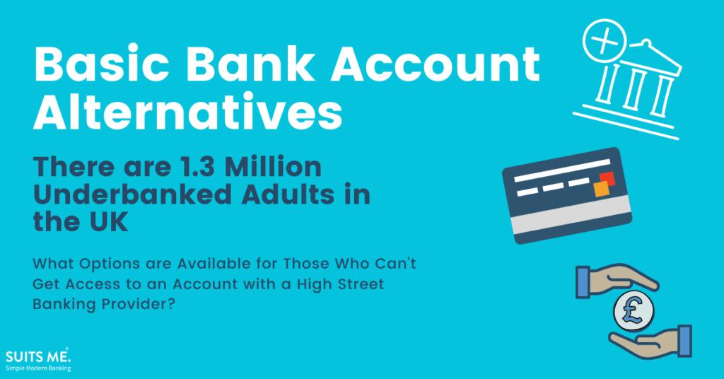 Basic Bank Account Alternatives Bold Text