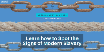 How to Spot the Signs of Modern Slavery Graphic