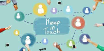 Say Connected and Keep in Touch