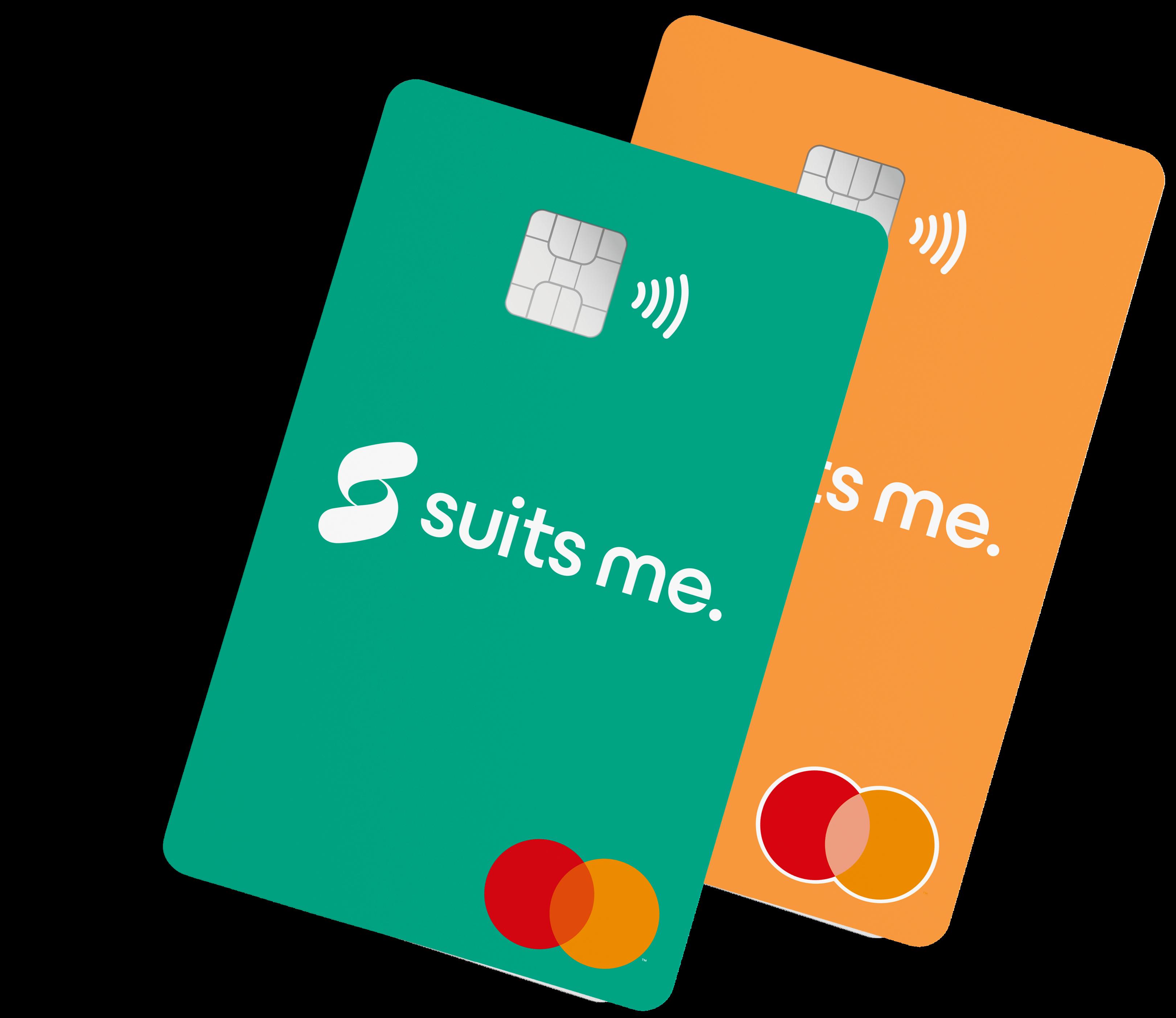 Suits Me Debit Cards