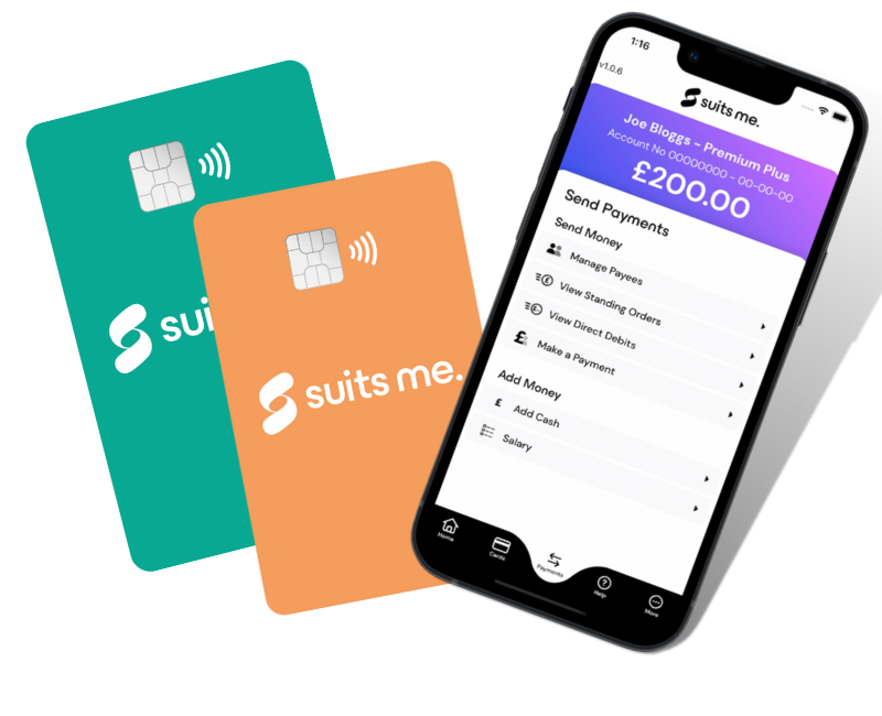Suits Me Card and App